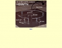 DXZone HB9MTN DDRR Antenna for 50 Mhz