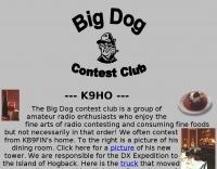 Big Dog Contest Club, K9HO
