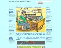 DXZone Ham radio cartoons