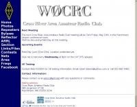 Crow River Amateur Radio Club