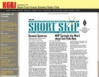 DXZone K6BJ - Santa Cruz Co. Amateur Radio Club