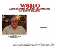 W6RO  Long Beach Ham Radio Club
