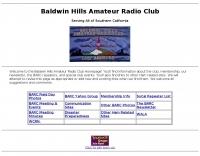 DXZone Baldwin Hills Amateur Radio Club