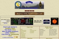 DXZone W6WGZ Madera County Amateur Radio Club