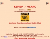 DXZone K6MEP Ventura County Amateur Radio Club