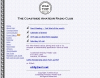 WA6TOW Coastside Amateur Radio Club