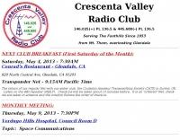 DXZone Crescenta Valley Radio Club
