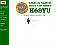K6SYU Anaheim Amateur Radio Association