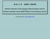 NALCO Northern Alameda County Amateur Radio Emergency Service