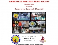 K4GNV Gainesville Amateur Radio Society
