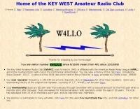 W4LLO Key West ARC