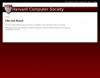 DXZone W1AF - Harvard Wireless Club
