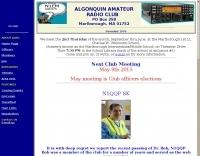 Algonquin Amateur Radio Club