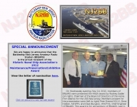 DXZone Battleship New Jersey Amateur Radio Station