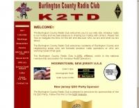 DXZone K2TD  Burlington County Radio Club