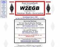 W2EGB East Greenbush Ham Radio Club