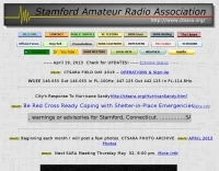 DXZone SARA Stamford Amateur Radio Association