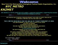 KN2MET NYC Metro