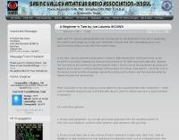 K5GVL Sabine Valley Amateur Radio Association