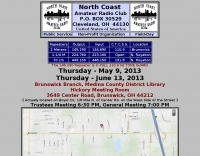 DXZone North Coast Amateur Radio Club