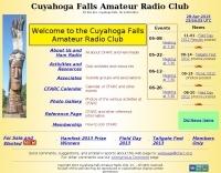 Cuyahoga Falls Amateur Radio Club, Inc.