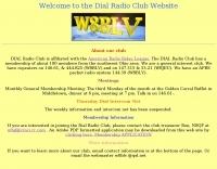 DXZone W8BLV Dial Radio Club