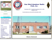 DXZone W8FY Van Wert Amateur Radio Club