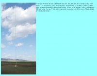 160 Meter Vertical