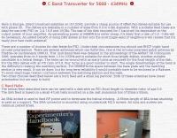C Band Transverter