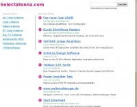 DXZone Intensitronics Corp  Select-A-Tenna