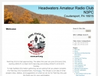 N3PC  Headwaters Ham Radio Club