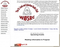 W0DCW The St. Louis and Suburban Radio Club, Inc.