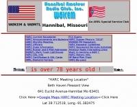 W0KEN Hannibal Amateur Radio Club, Inc.