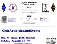 DXZone Joplin Amateur Radio Club
