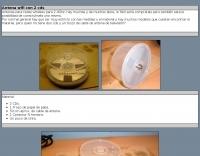 CD Case WI-FI antenna