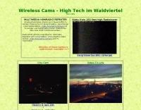 Web and  ATV Camera Frauenstaffel