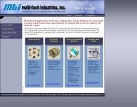 Multi-Tech Industries, Inc.