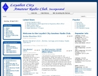 VE9LC The Loyalist City Amateur Radio Club Incorporated