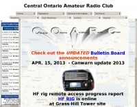 VA3BAL Central Ontario Amateur Radio Club