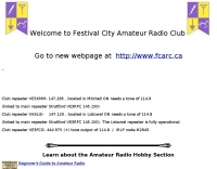 DXZone Festival City Amateur Radio Club