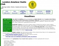 London Amateur Radio Club