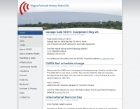 VE3NRS Niagara Peninsula Amateur Radio Club