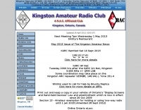 Kingston Amateur Radio Club