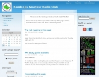 The Kamloops Amateur Radio Club