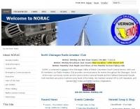 DXZone VE7NOR North Okanagan Radio Amateur Club