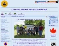 VE2CLM Club Radio Amateur de la Rive Sud de Montreal