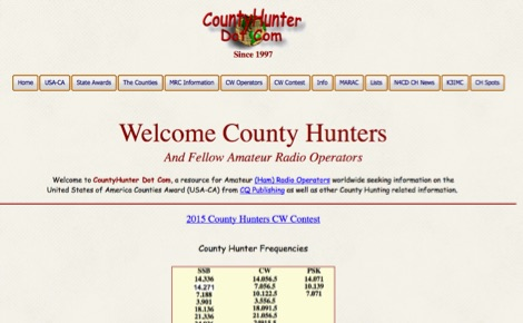 County Hunter Dot Com