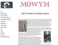 Six Metre Portable Dipole