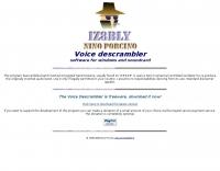 Voice descrambler