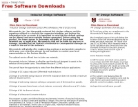 Inductor Design Software - RF toroid